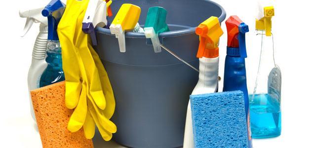 تنظيف الستائر