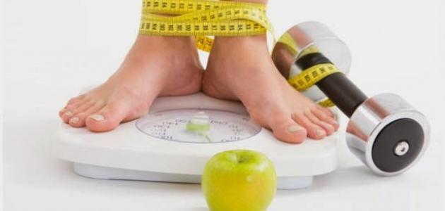 قياس الوزن المثالي
