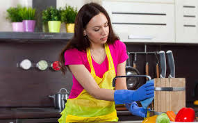 جدول تنظيف البيت
