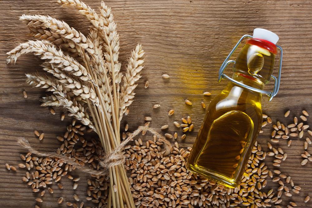 فوائد زيت جنين القمح للبشره