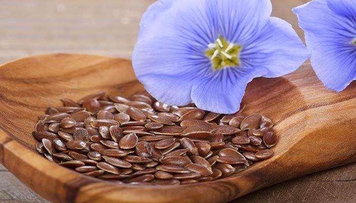 زيت بذر الكتان يجذب الكثيرين لشرائه بسبب قلة أسعاره (shutterstock.com)