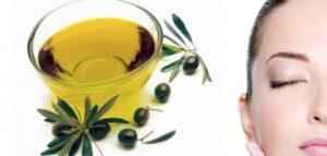 فوائد زيت الزيتون للوجه