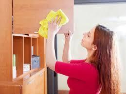 تنظيف البيت بسرعة