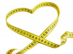 الوزن المثالي حسب الطول